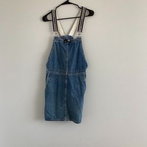 DKNY Jeans Overall Dress Size S